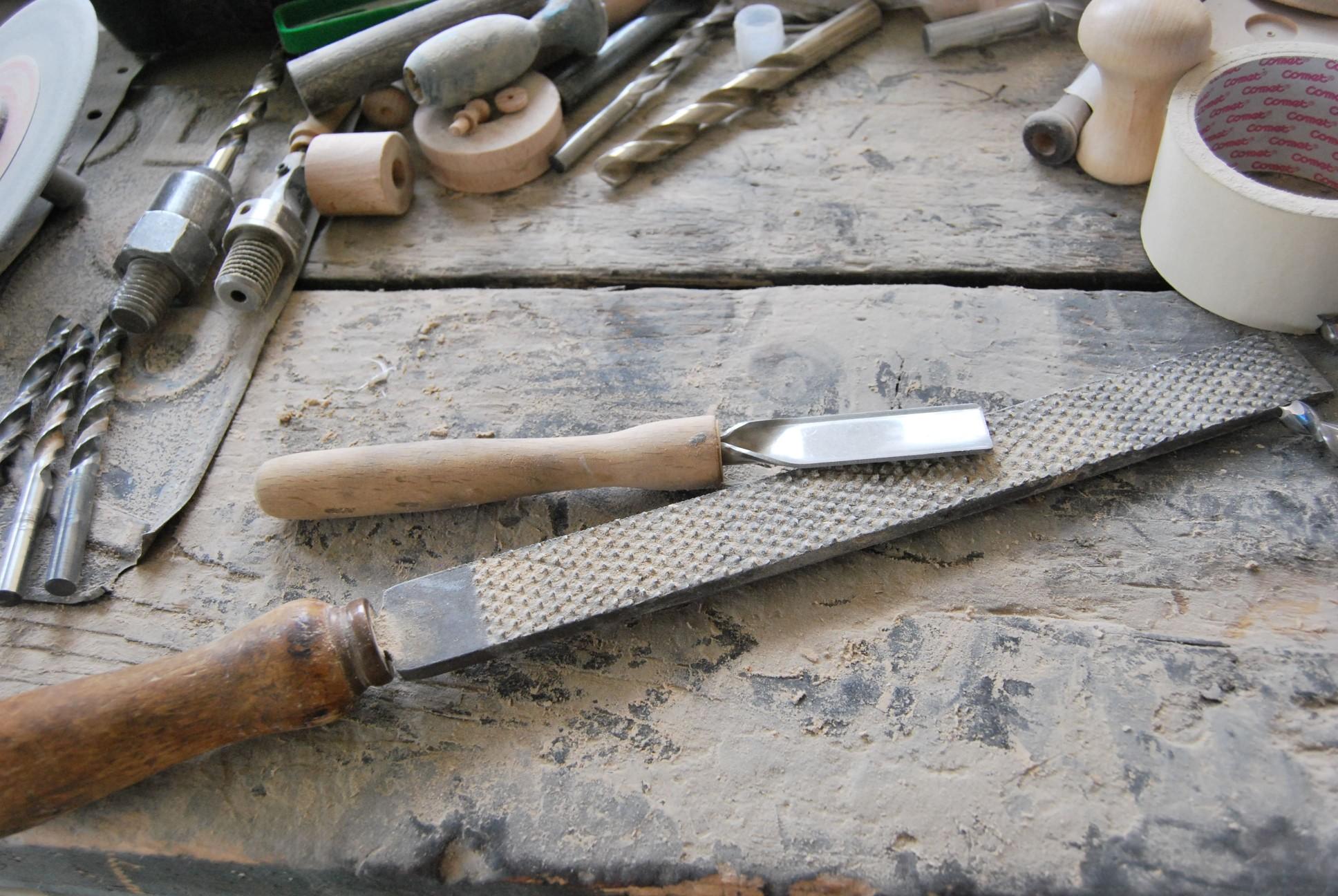 Lavorazione legno - Torneria Todeschini