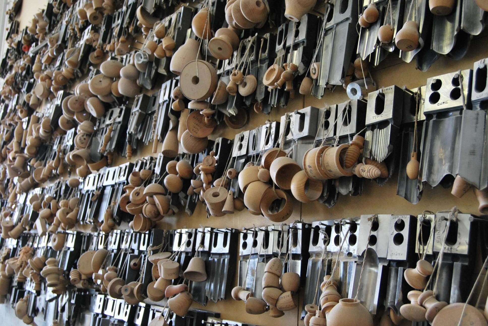 Torneria e minuteria in legno - Torneria Todeschini