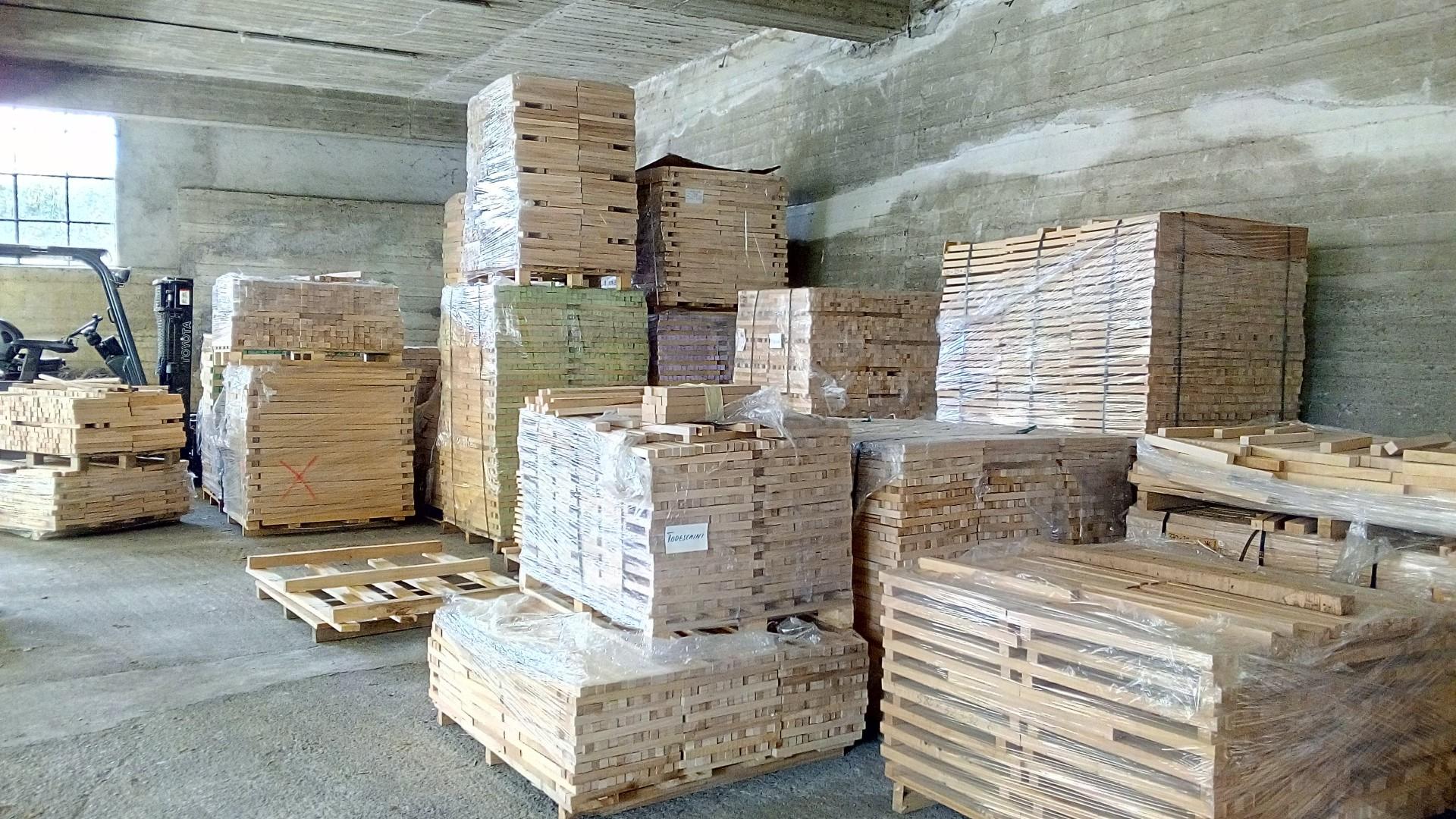 Produzione legno Torneria Todeschini (bergamo)