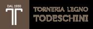 Torneria legno Todeschini logo