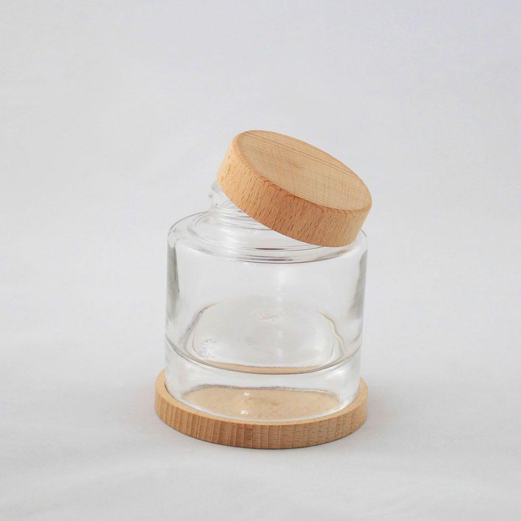 Tappo vasetto in legno