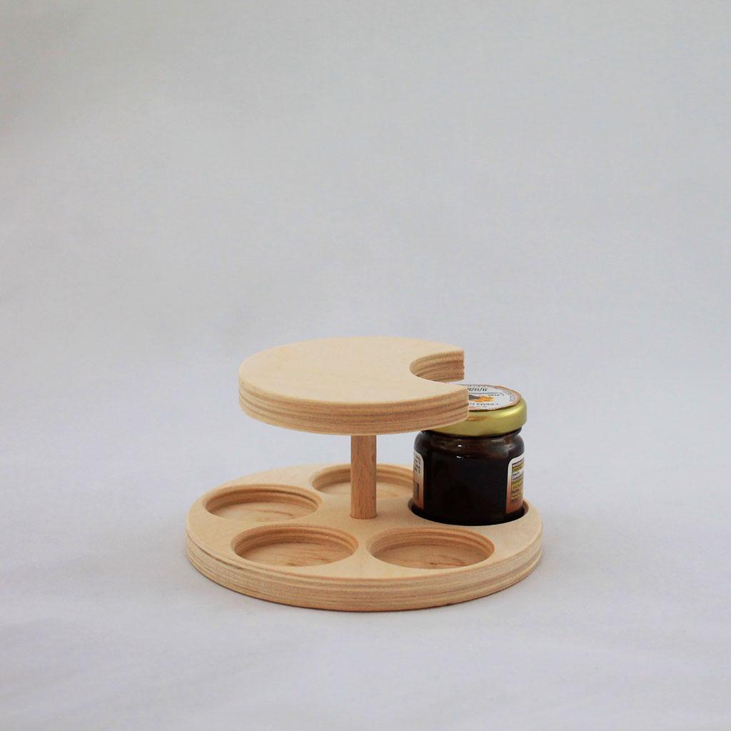 Portavasetti in legno vari