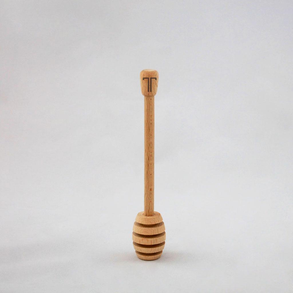 Spargimiele in legno per apicoltura e bomboniere - Torneria legno Todeschini (Bergamo)