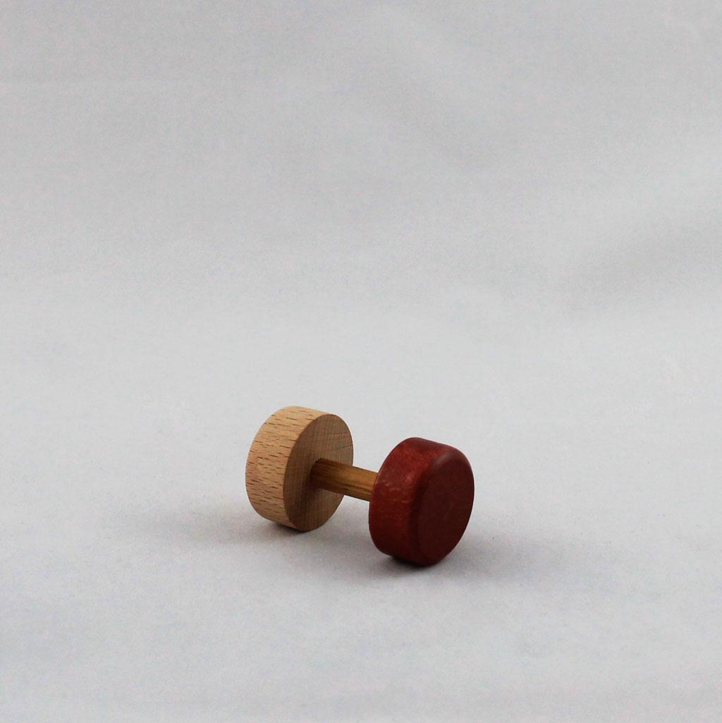 Passamaneria oggetti legno vari 7