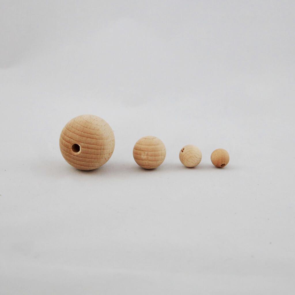 Sfere in legno - Torneria Todeschini